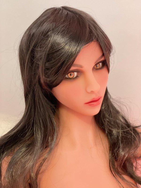 Premium Sexpuppe, Real Doll Vivien 165cm